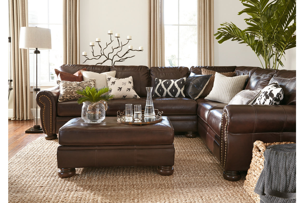 Banner 2-Piece Sectional ITEM# – APK-50404-R2 – WoodworkInterior